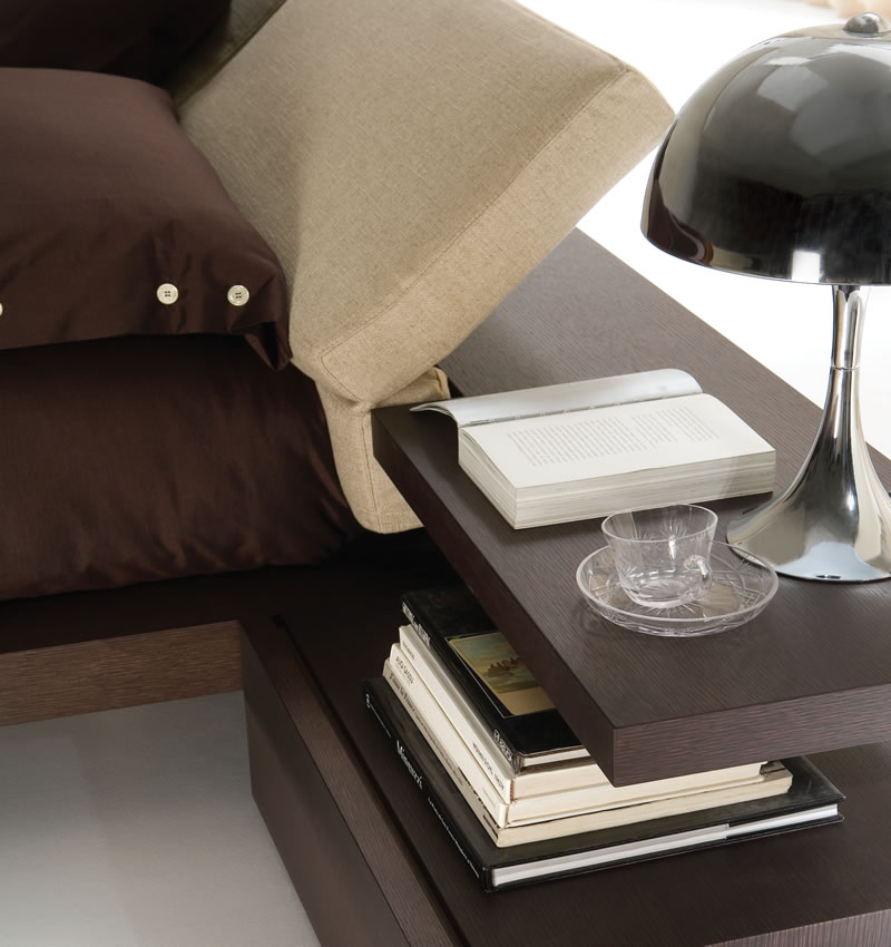 BB 01 Modern Italian Bed - detail