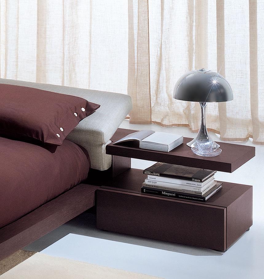 BB01 Modern Italian Bed - detail