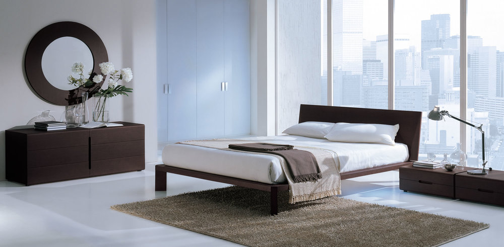 BDR 217 Modern Italian Beds