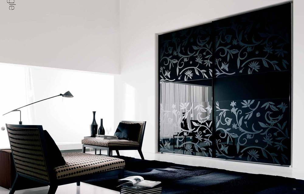 BDR 247 Modern Italian Art Wardrobes