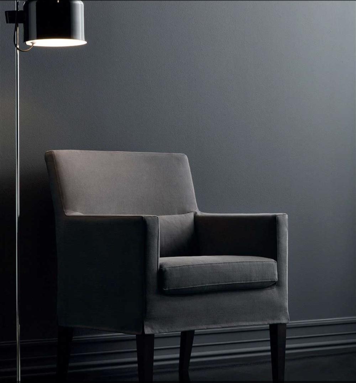 AMC 125 Italian Designer armchair