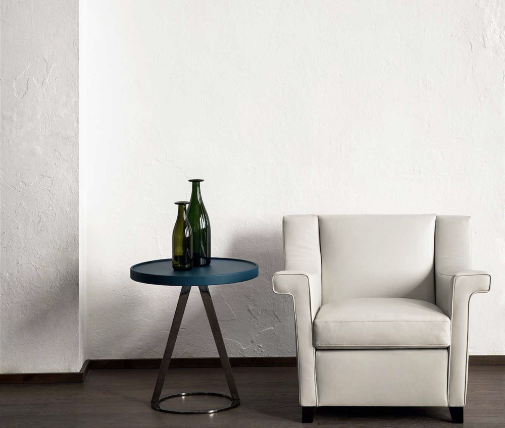 AMC 117 Italian Designer Lounge Chair