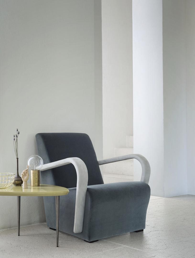 AC 08 Italian Modern Armchair