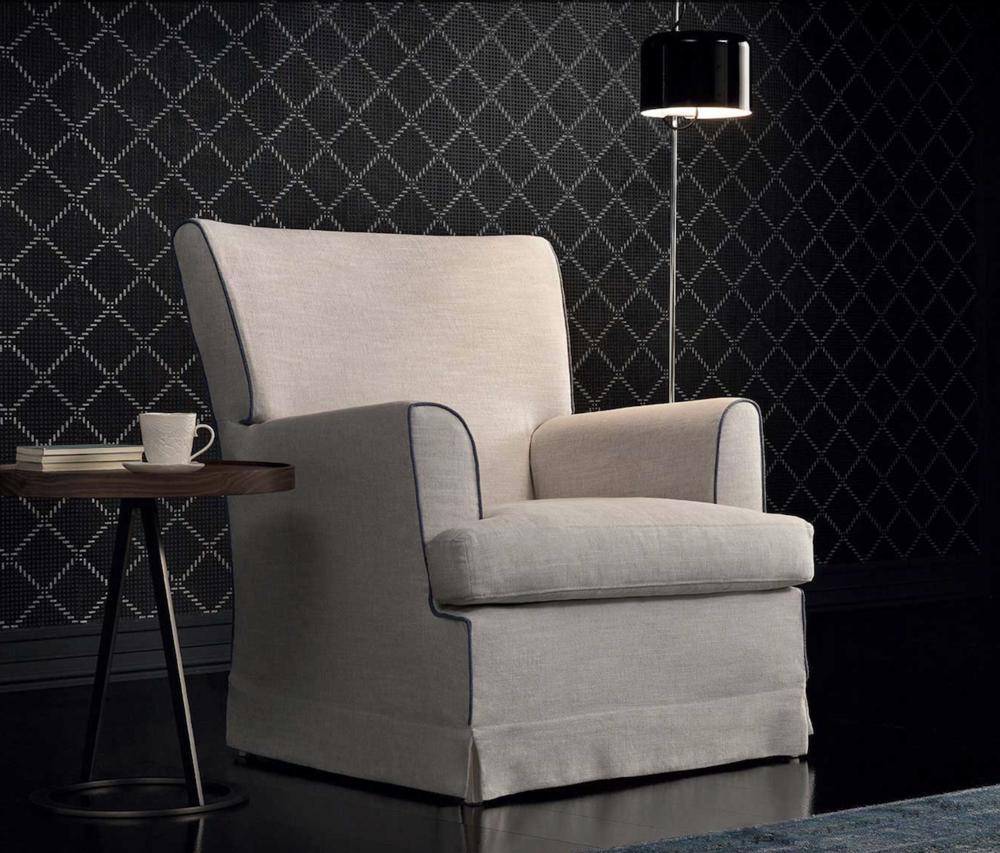 AMC 112 Italian Designer Armchair