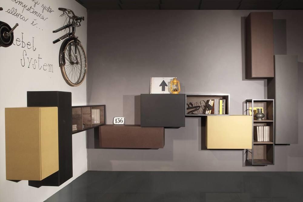WU 113 Modern Wall Units