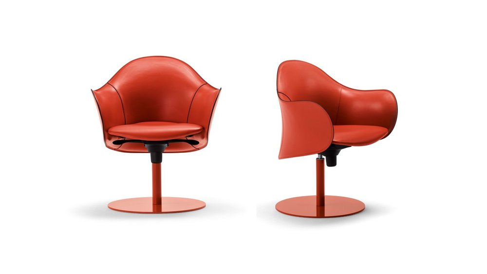 Modern Office Armchairs Italian Furniture Designer Armchairs (32)