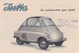 Isetta Car