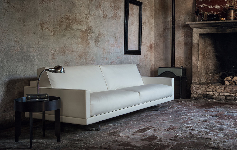 MODERN SOFAS ITALIAN FURNITURE Leather B2