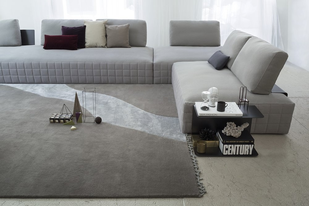 SCT 38 Italian Sectional Sofa