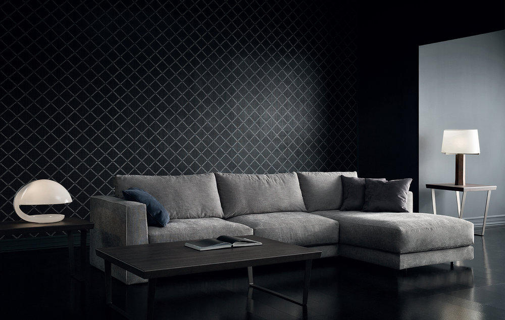 SCT 303 Italian Sectional Sofas