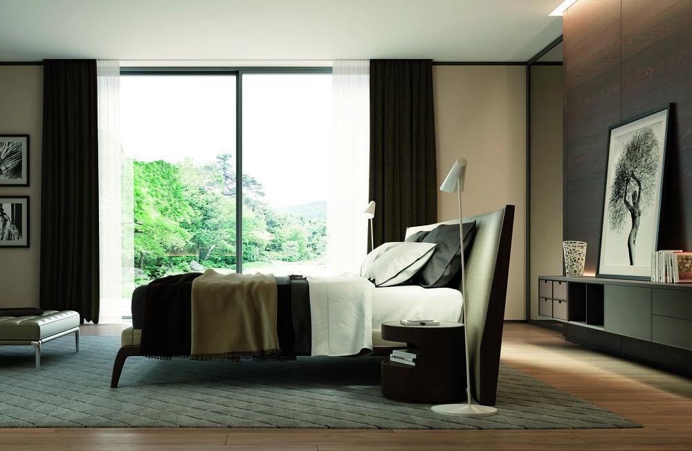 BDR 201 Modern Italian Beds