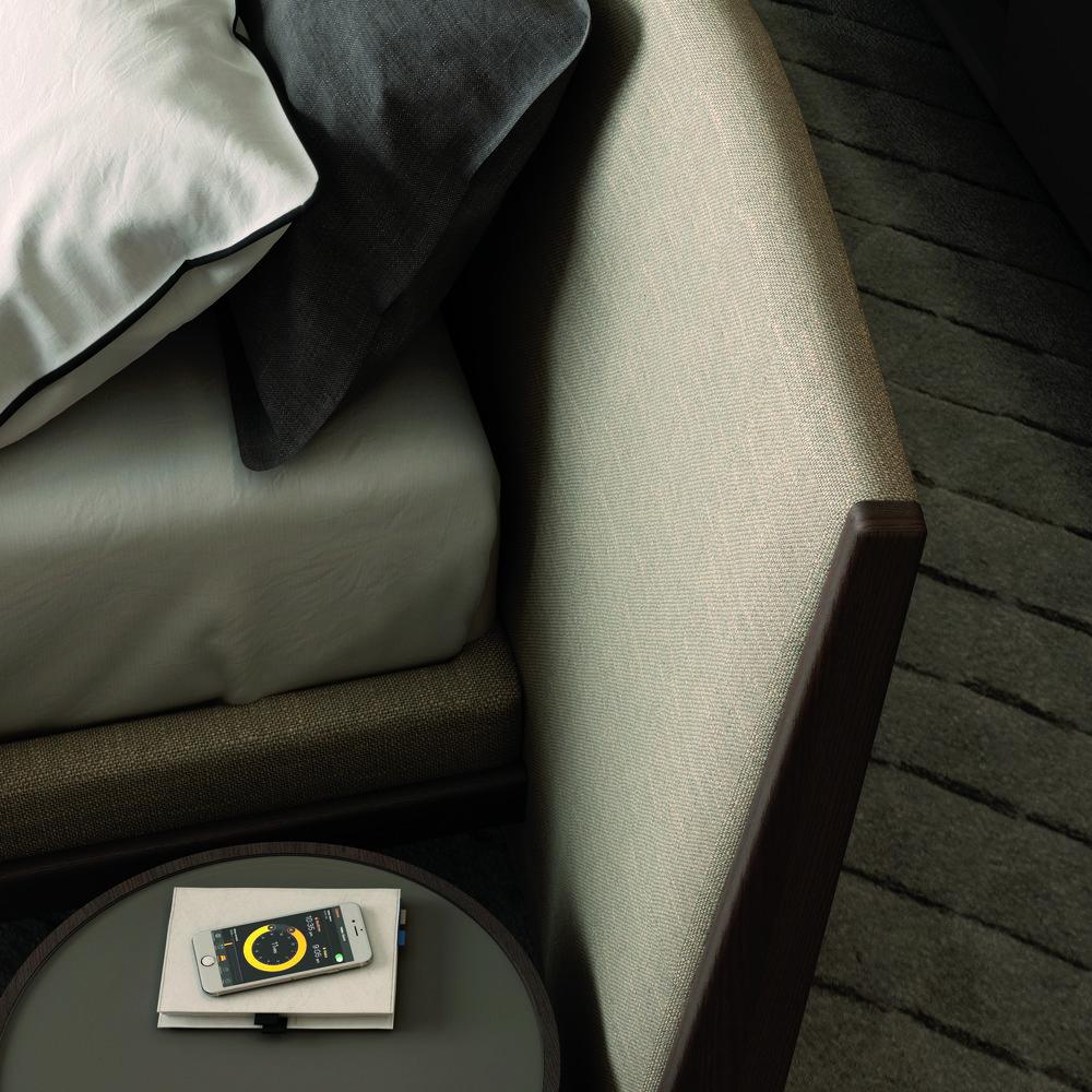 BDR 201 LH Modern Italian Beds