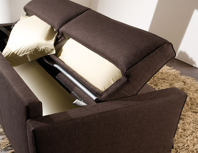 sofa beds storage system