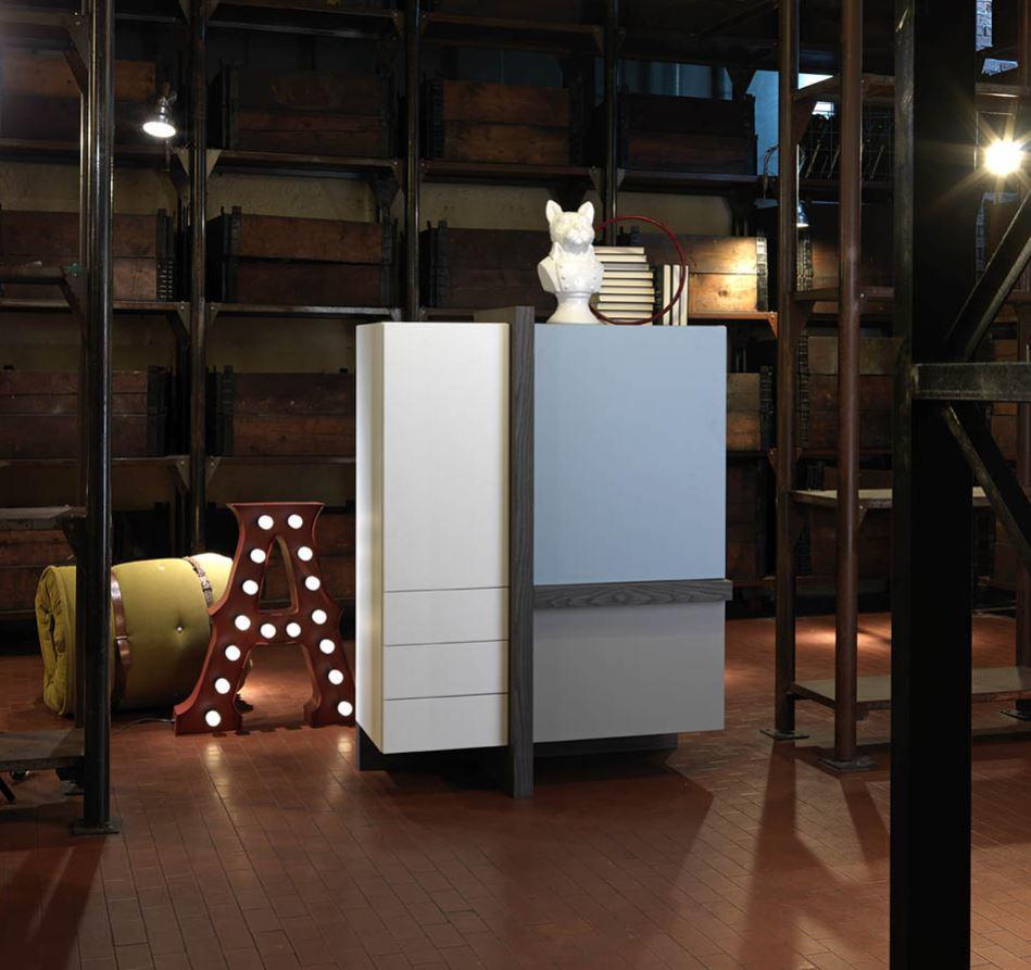 MR 09 Italian Modern Cupboards