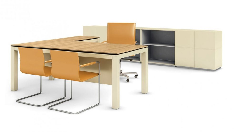 DSK 801 Modern Office Desks
