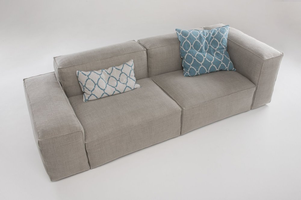 SOF 221 Modern Italian Sofa Tailor Made