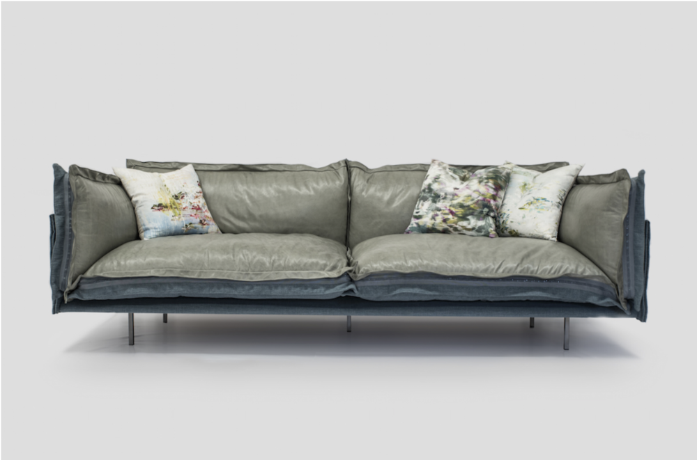 SOF 223 Italian Sofa Tailor Made