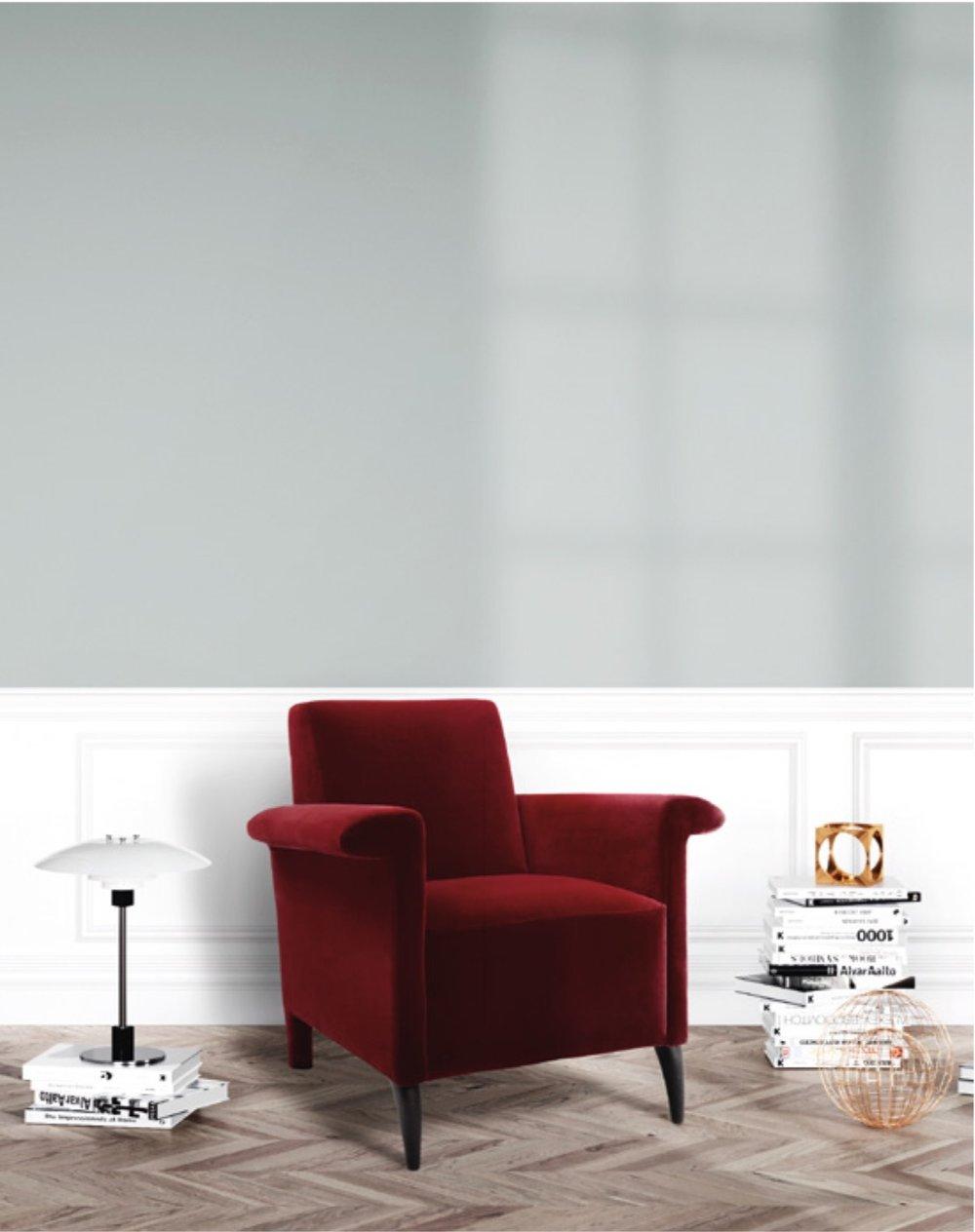 AMC 107 Italian Designer Lounge Chairs
