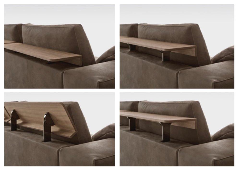 SOF 203 Modern Italian Sofa