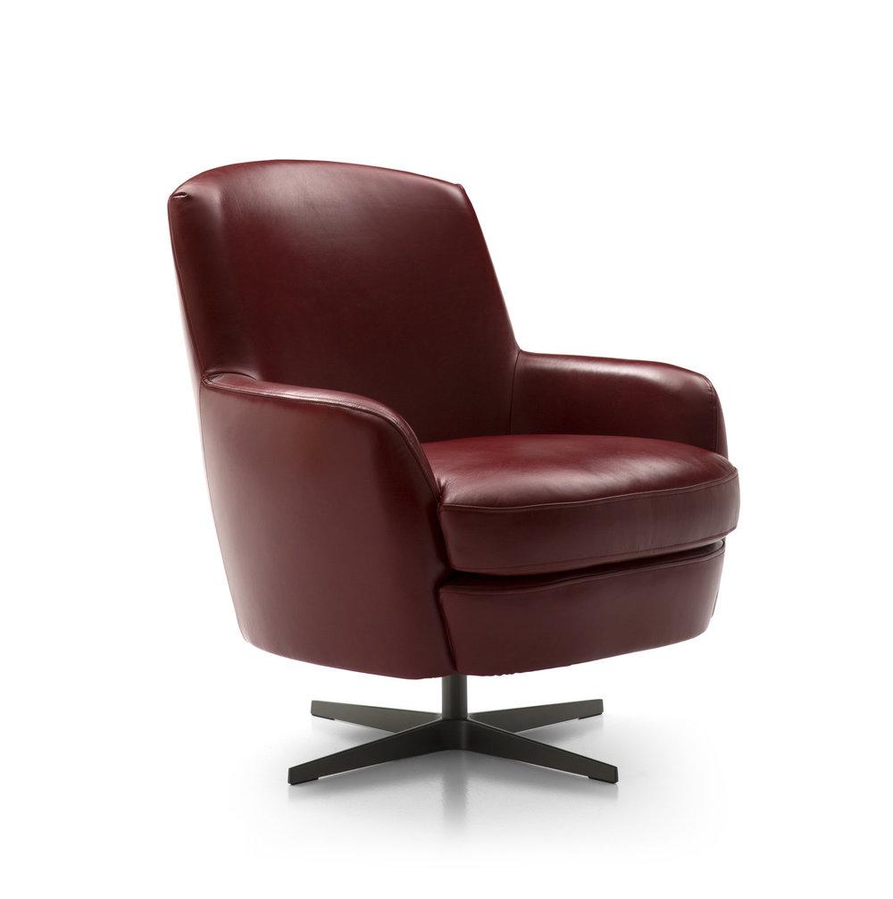 AMC 103 Italian Modern Lounge Chairs
