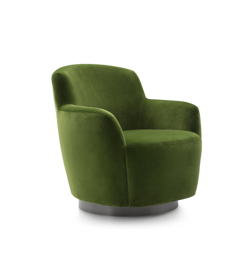 AMC 101 Italian Modern Lounge Chairs