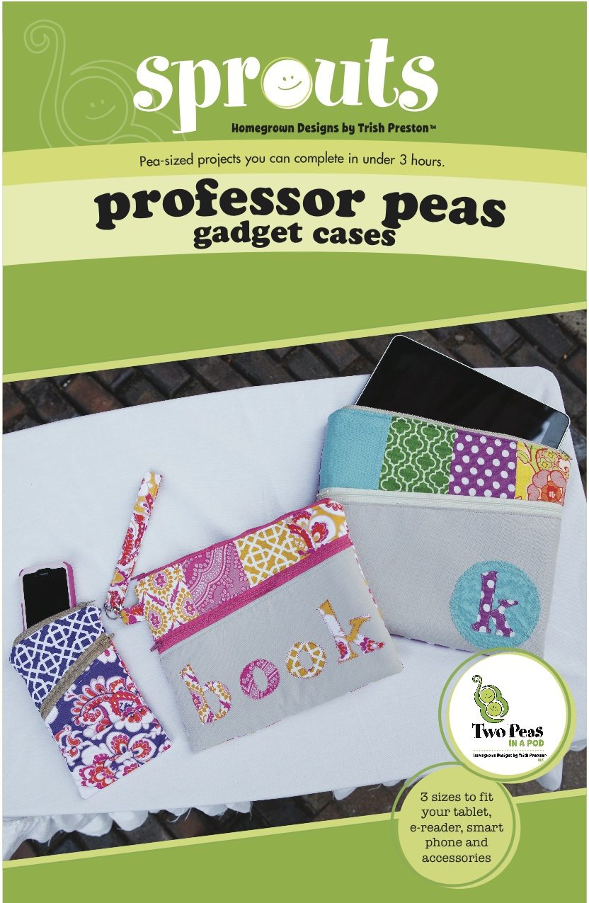 professor peas front cover