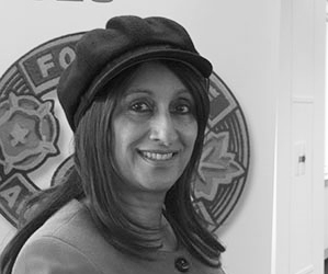 Chief Executive and Director: NAVRITA ATWALL
