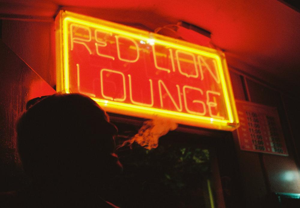 Red Lion Lounge, Birmingham