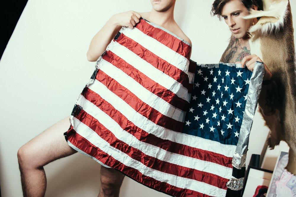 Alex & Grant.