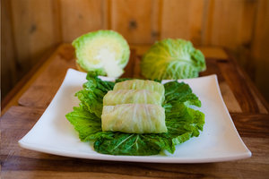 STUFFED CABBAGE COUNTRY STYLE
