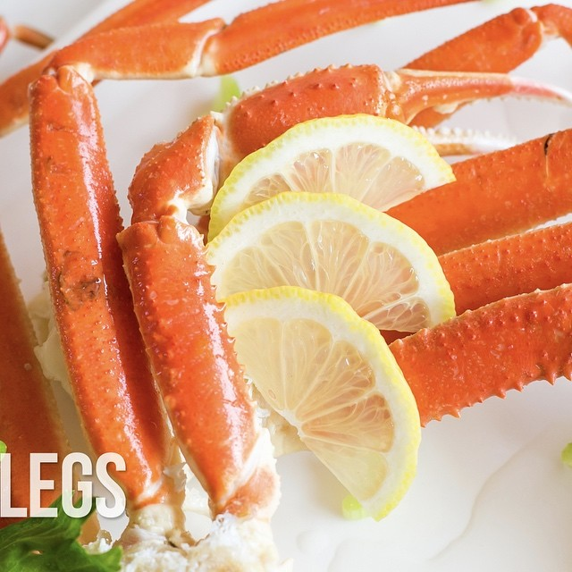 Does you Mom likes Crab Legs or Pierogi?? What about both!!?