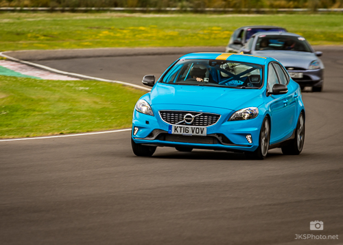 Volvo Uk's V40 Track Car