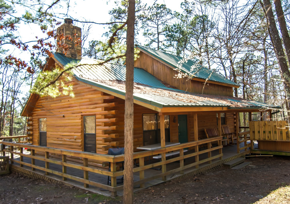 Beavers Lodge:  2 Baths – Sleeps 8