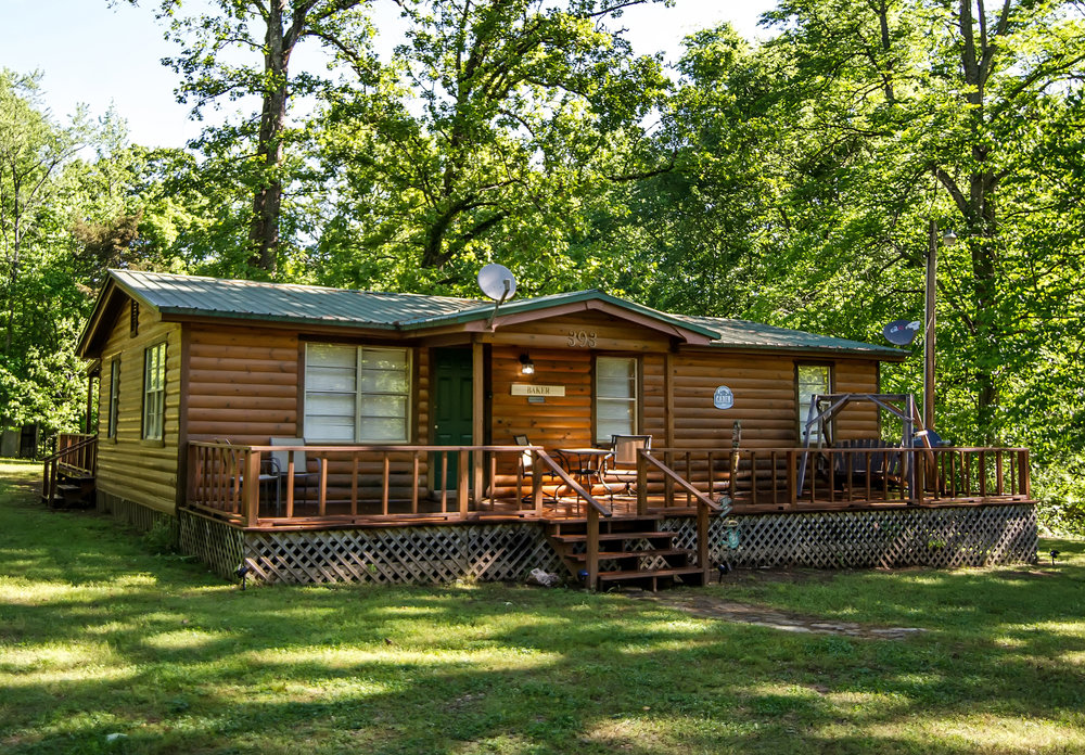 Triple Oaks:  1  Baths – Sleeps 6