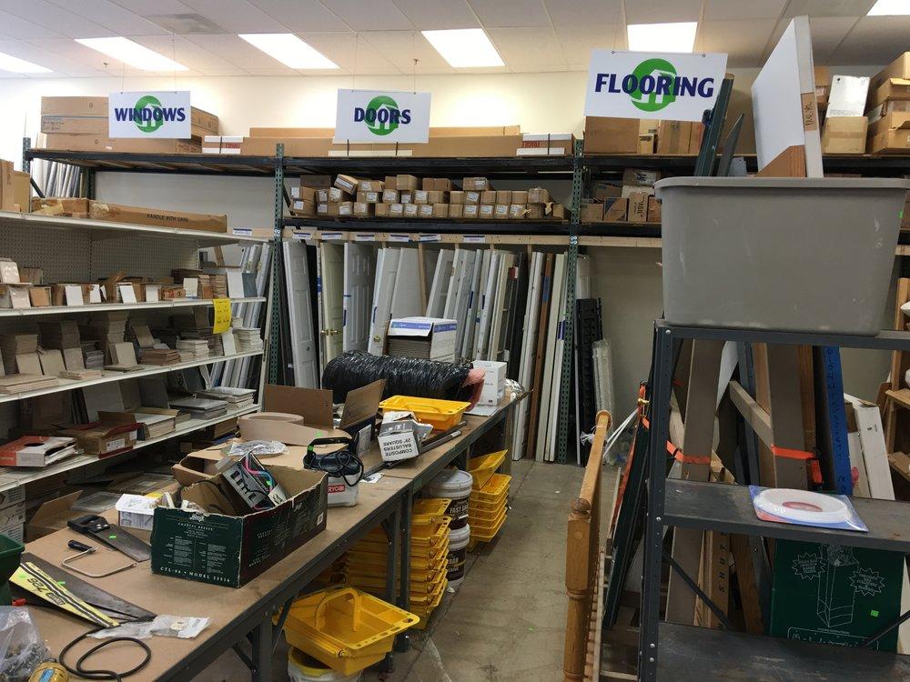 Loudoun ReStore Hardware