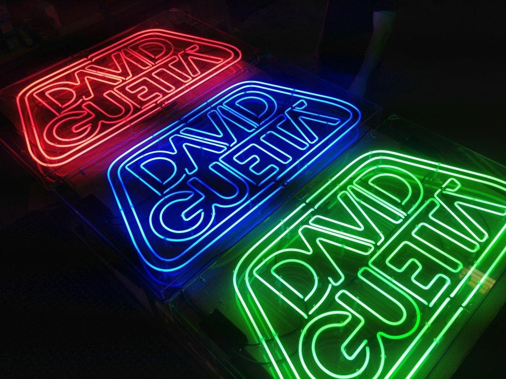 Custom Neon Lights | Rockstar Events