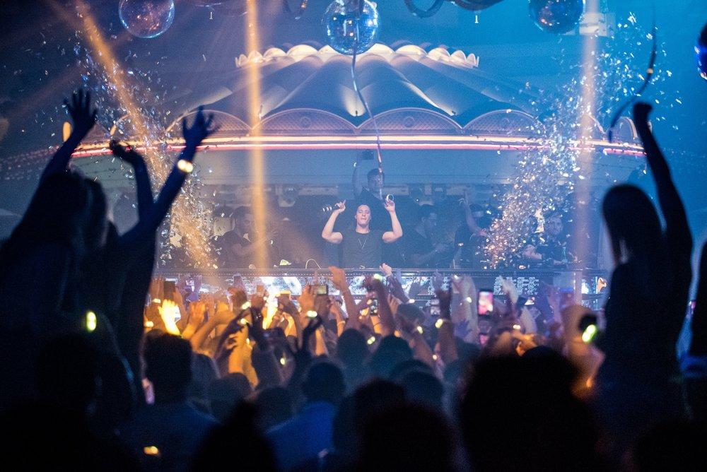 Kygo Rockstar Events Confetti LED bracelets