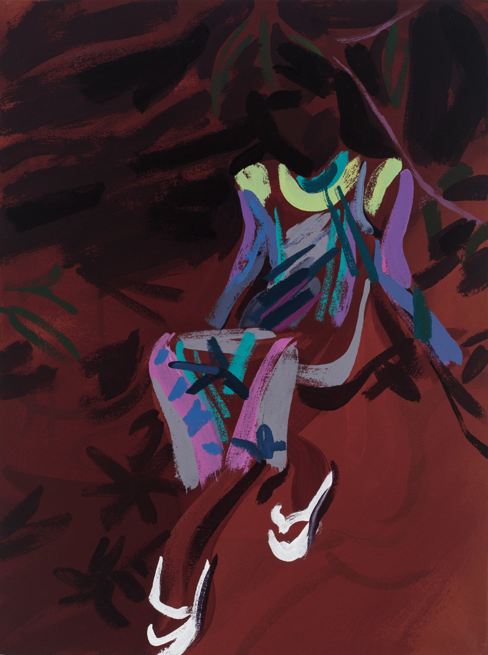 Neon Shadows #lightbright, 2015