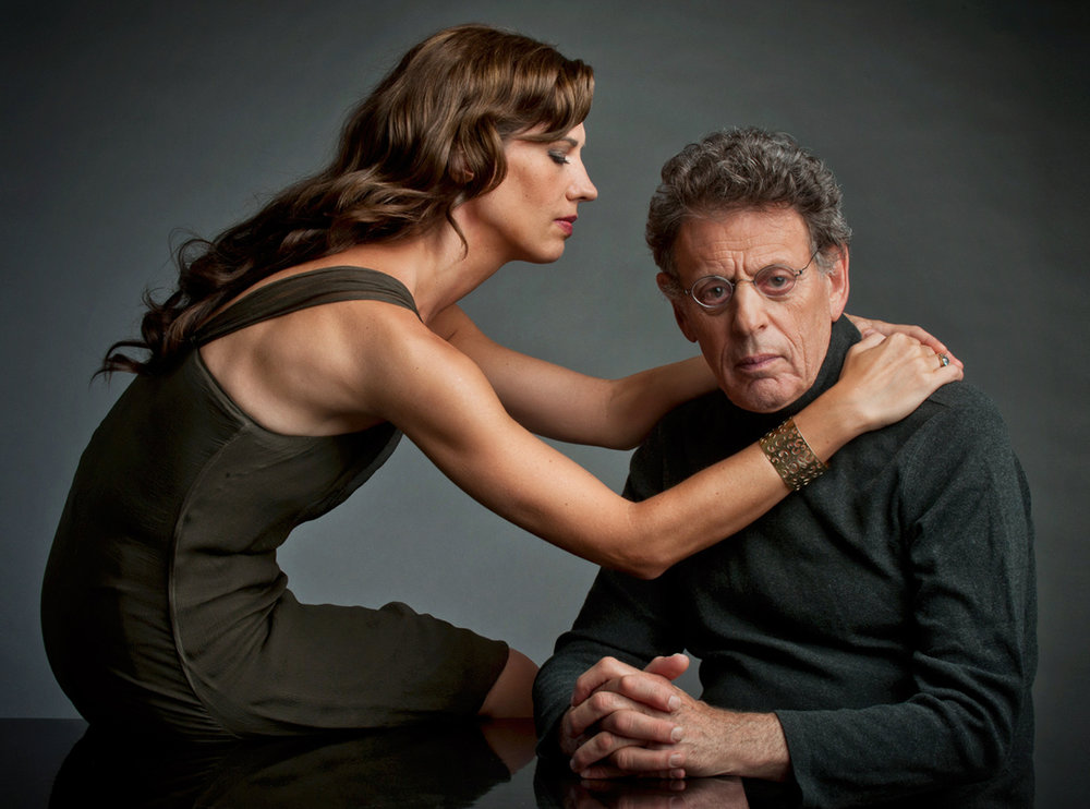 WENDY SUTTER & PHILIP GLASS