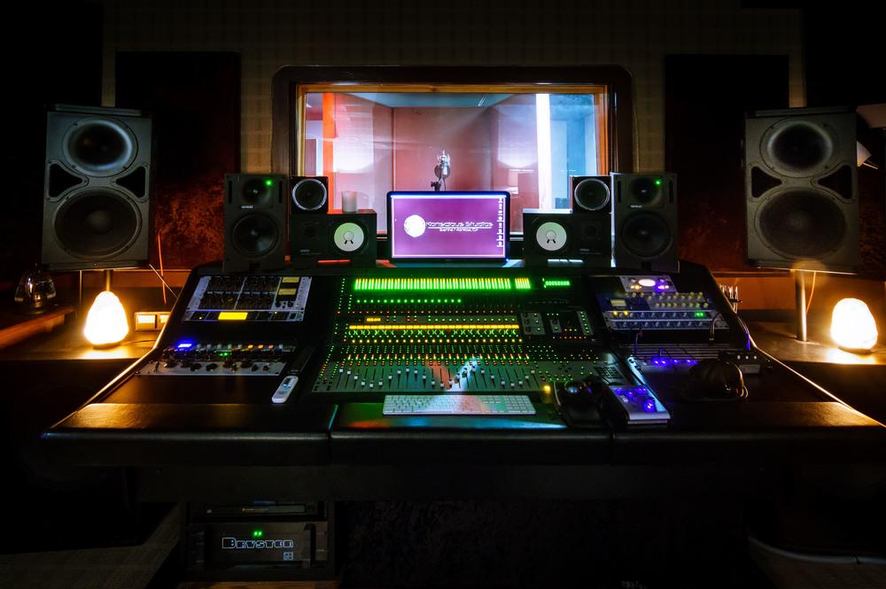 Control room | Studio A