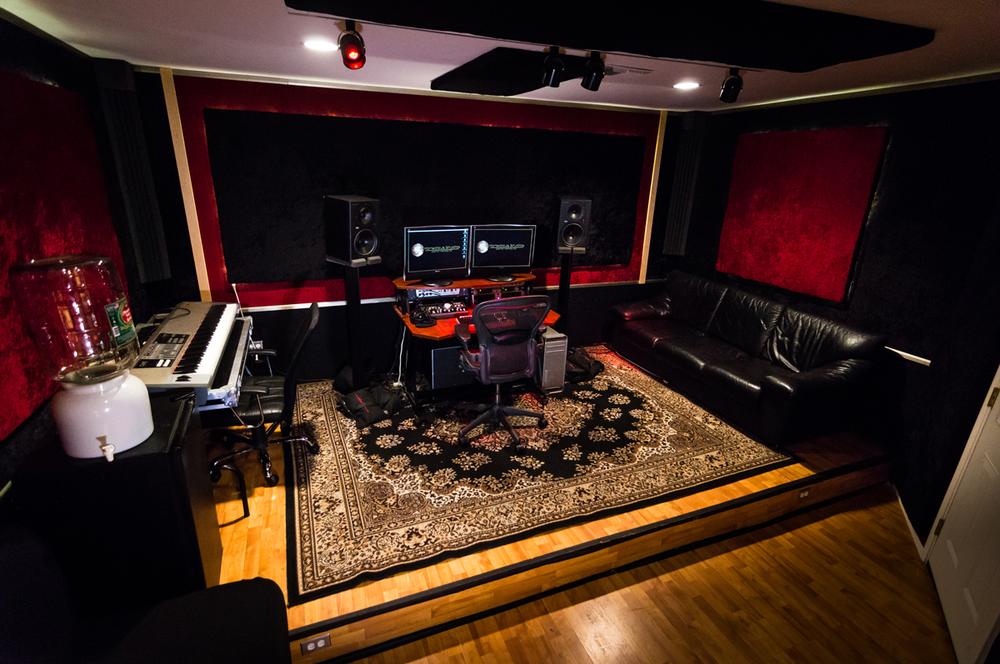 Control Room | Studio B