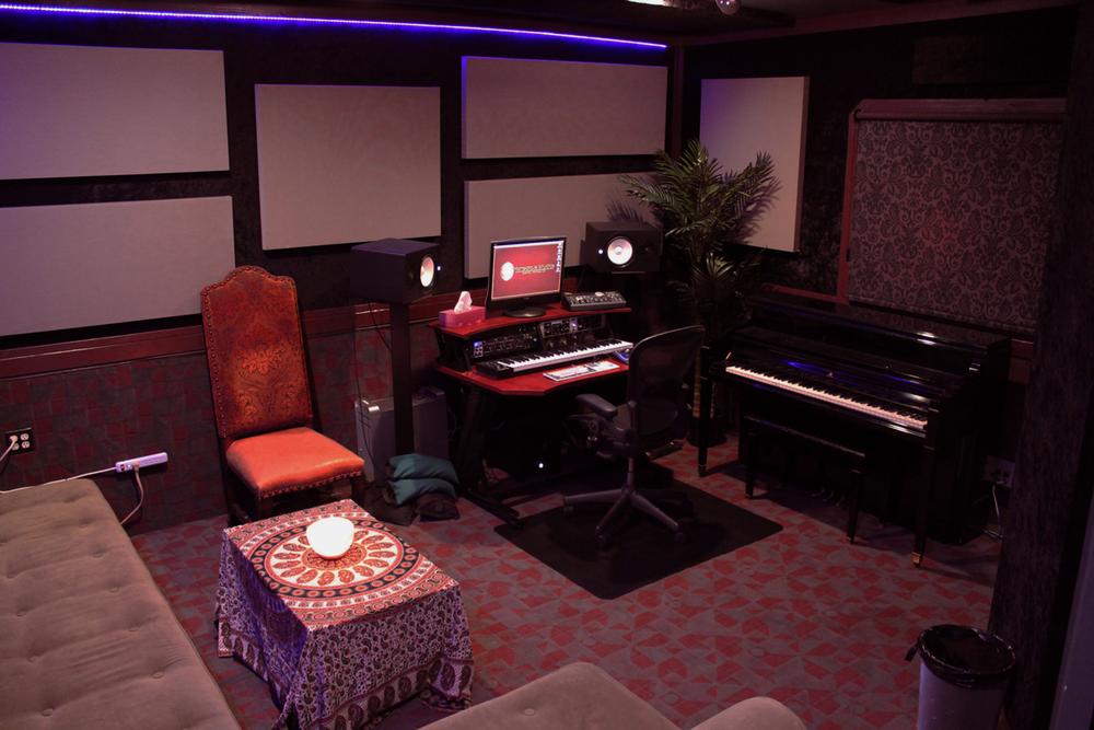 Control ROom | Studio C
