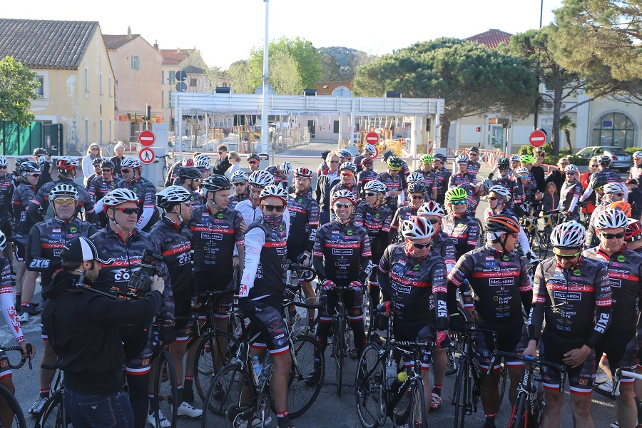 The Champagne & Oyster Cycling Club of Monaco   Great friends    Find out more