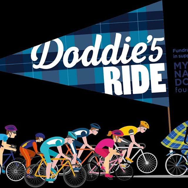 Good luck to everyone doing Doddies ride today ,great cause and the man's a great inspiration to all.Just sorry i couldn't be there.