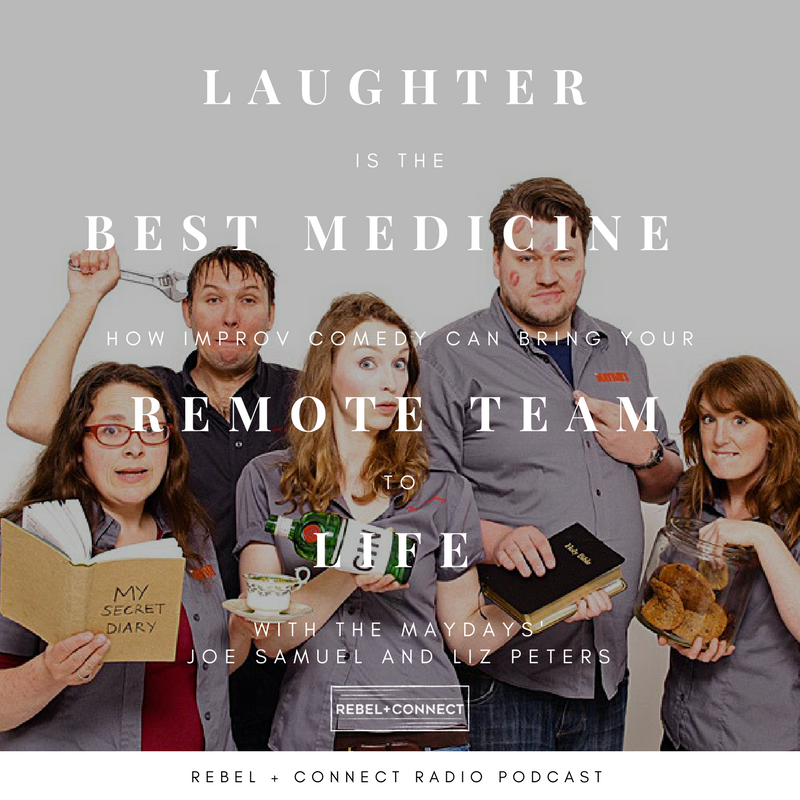Laughter is the Best Medicine - How Improv Comedy Can Bring Your