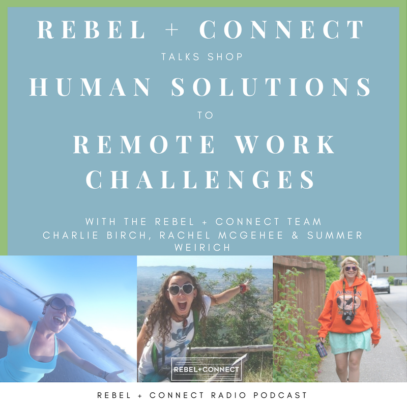 Remote work can be more human by overcoming these challenges.