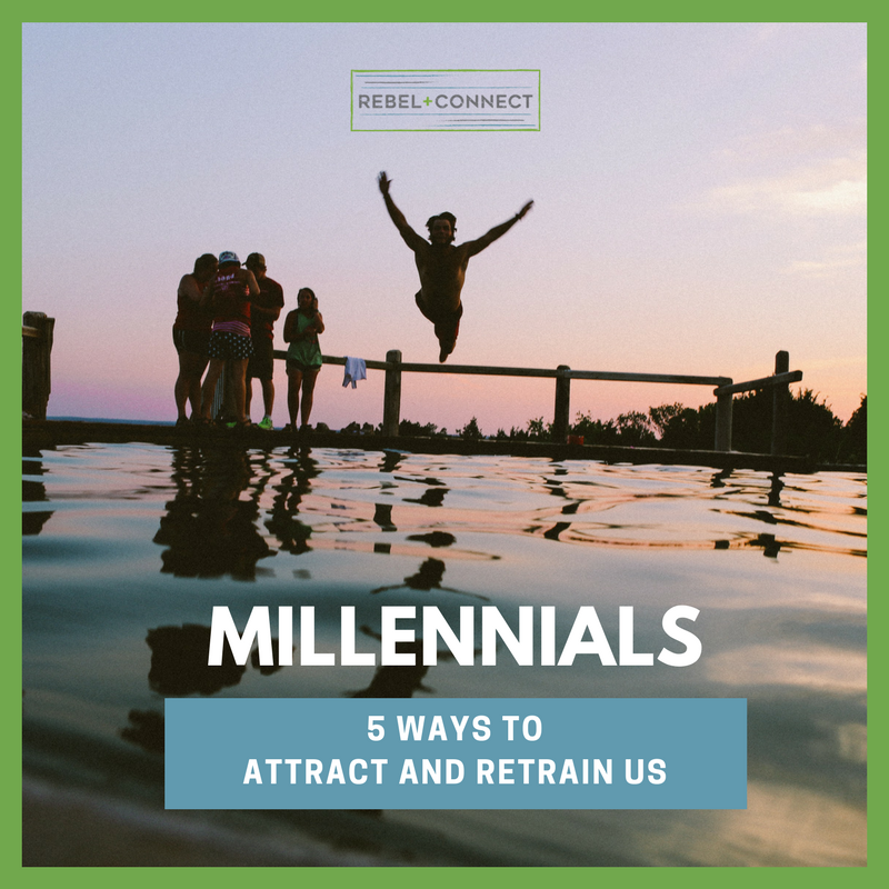Millennials want remote work, corporate social responsibility, community, learning and development, and entrepreneurial spirit.
