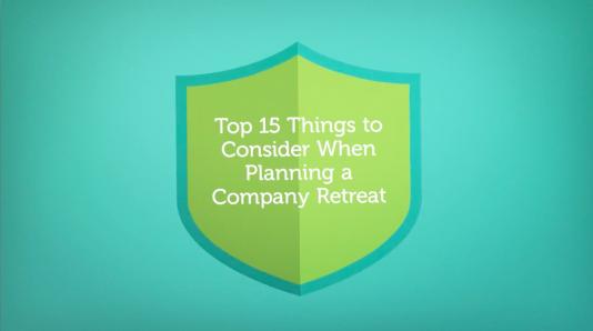 Remote team workbook with retreat planning tips.