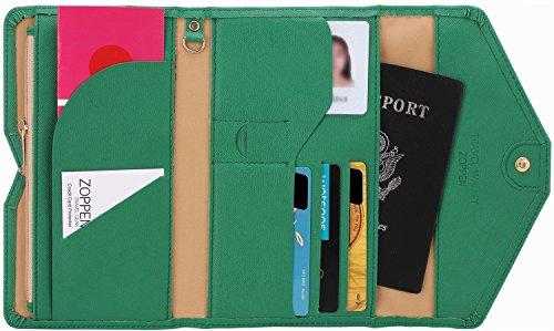 travel essentials for digital nomads passport friendly wallet and document organizer
