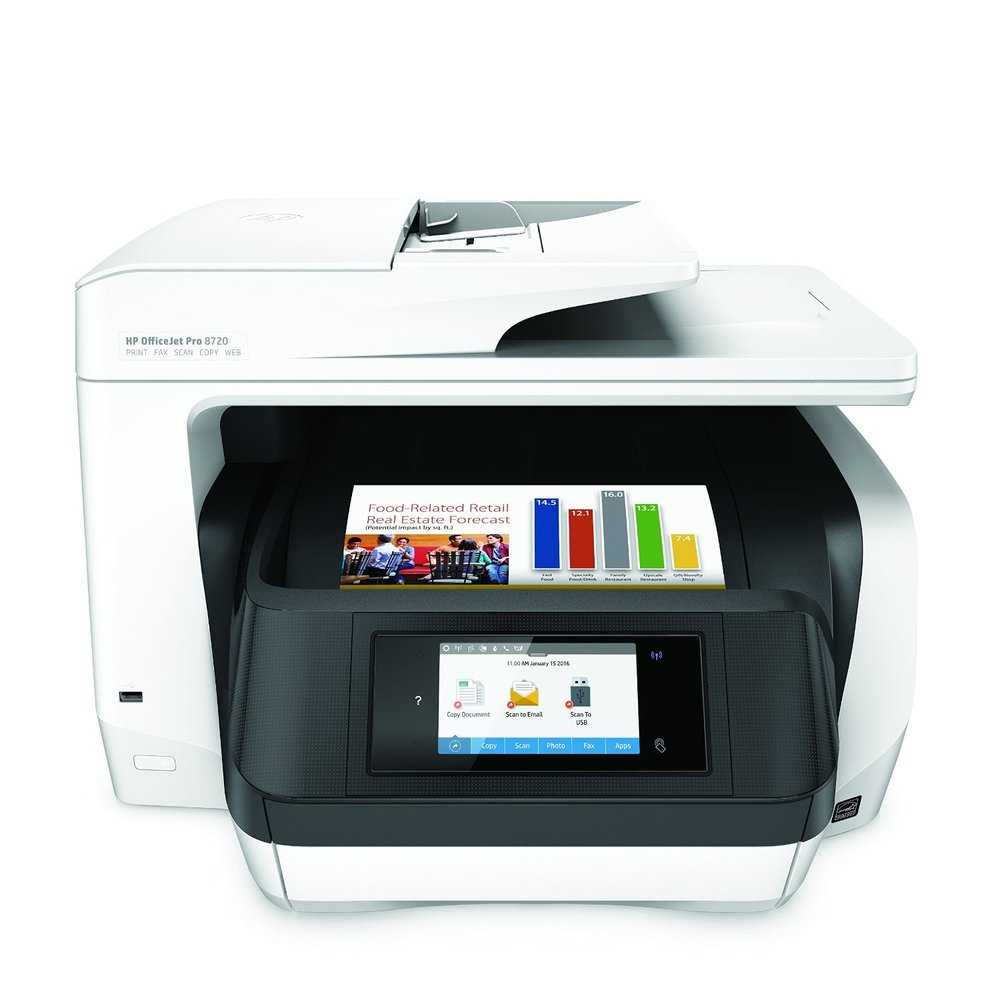 Clear, versatile, affordable printer for remote workers and digital nomads.
